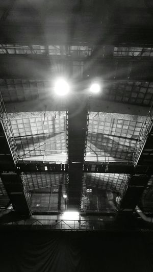 Budapest Stage Bw