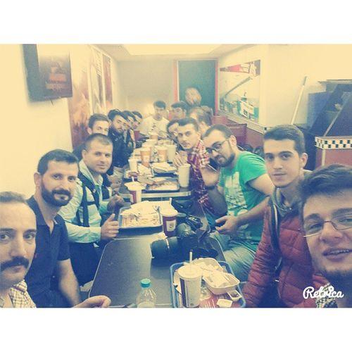 Burger King Işgali :))) Türkportrecilerklübü