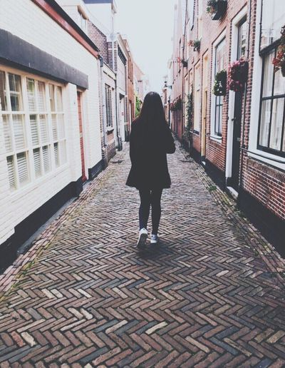 Alkmaar City ❤️🇳🇱🧀 Walking One Person Day City First Eyeem Photo