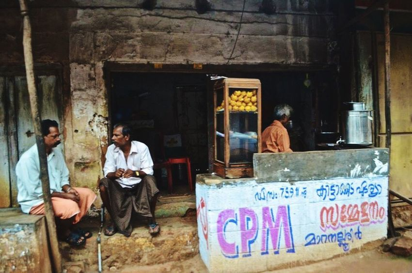 Kerala India Travel People Watching Streetphotography Adventure Food Stand