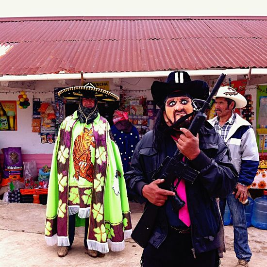 Más del carnaval de Huayacocotla, Veracruz