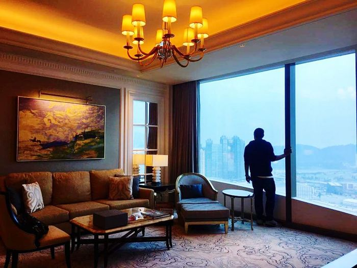 Suite Life Window Luxury Macau Pokerlife Hotel