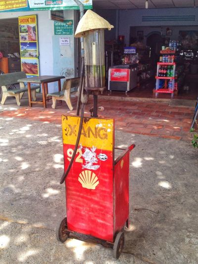 Petrol station in MuiNe, Vietnam Traveling Streamzoofamily