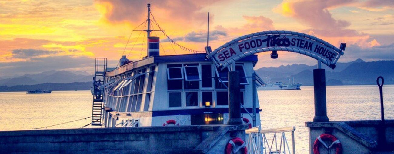 02/02/15 4:50pm outsideTito's seafood & steak house. SUVA FIJI ISLANDS
