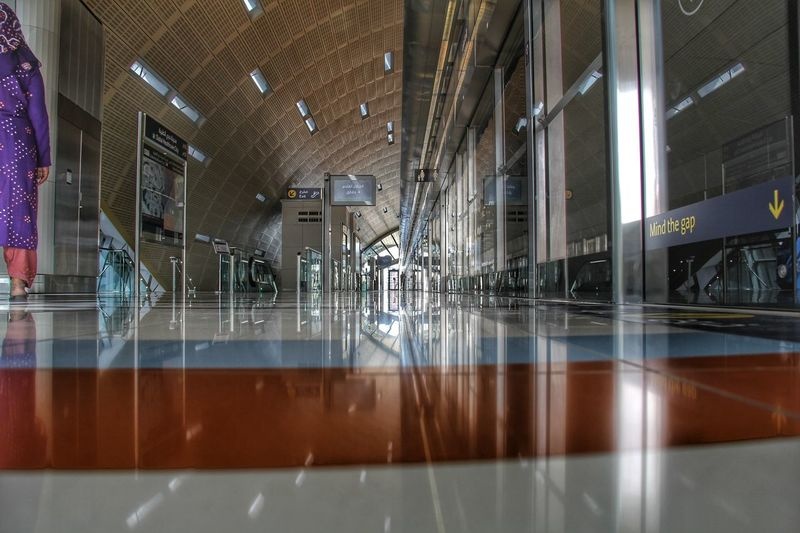 Indoors  Architecture Reflection Corridor Modern Office No People Backgrounds Space Day Ice Rink EyeEm Best Shots Outdoors Urban Skyline Building Exterior Architecture City Tubetrain Human Life