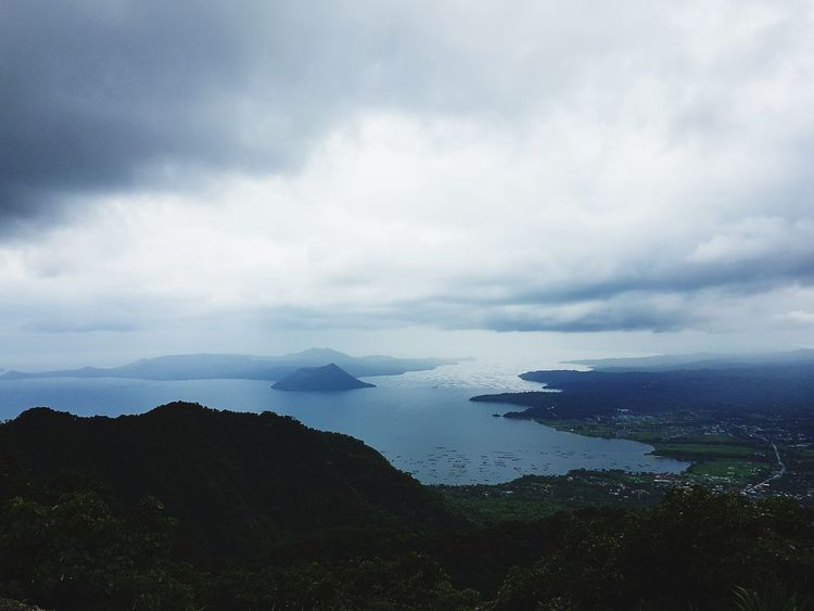 """""""Taal Volcano"""" Cloud - Sky Landscape Mountain Water Tropical Climate Outdoors Nature Beauty In Nature Freshness Beauty Travel Destinations Tranquility Lake Eyemphotography Travel Photography Eyeem Philippines TravelPhilippines Justphotography Travelph No People Beauty In Nature Nature Art Is Everywhere EyEmNewHere Eyem Nature Lover"""