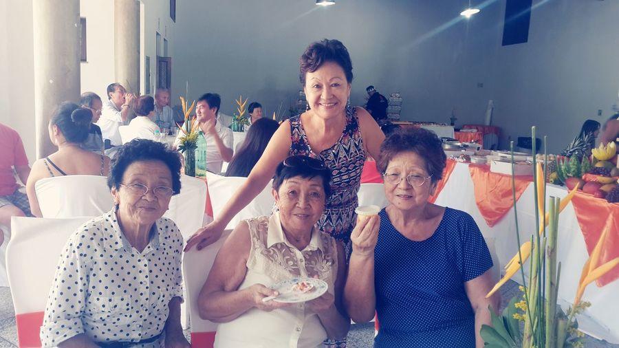 Obachan Grandmother Grandmas Avós Sisters