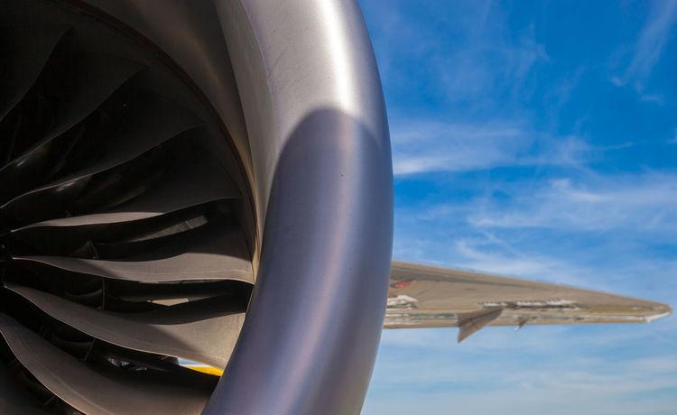 Jet Engine Jet Engine Blades Turbine Aeronautics Aeronautical Engineering Aerospace Industry Plane Aeroplane Time To Travel An Eye For Travel