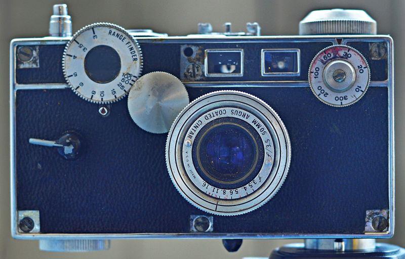 Argus Argus C3 Vintage Camera