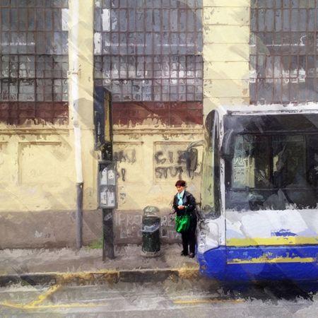The waiting - 12 The Waiting NEM Memories NEM Submissions App'd Street Photography