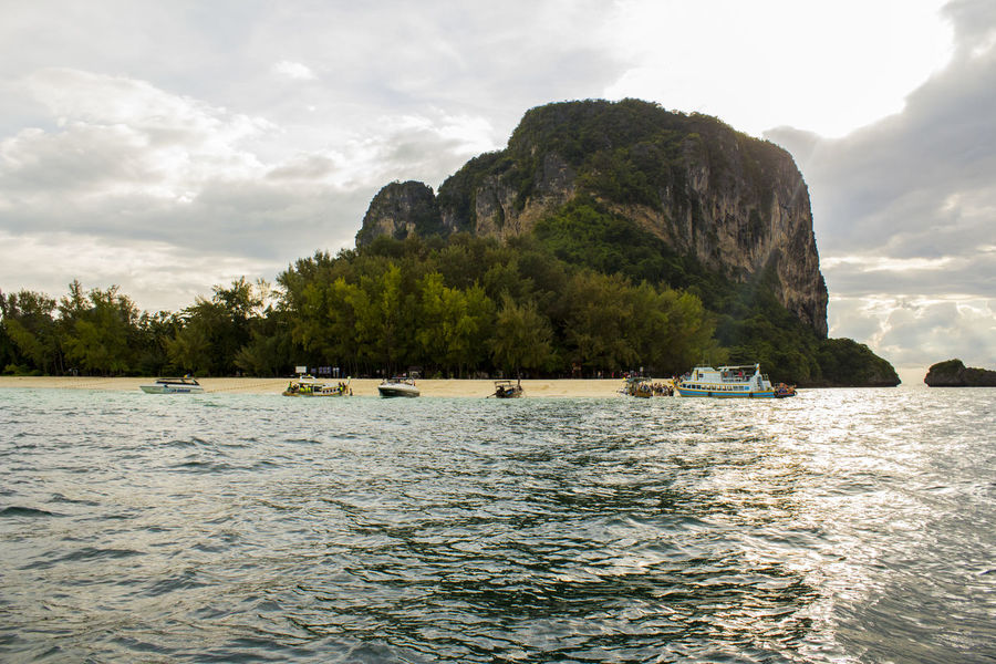 Phi Phi Islands From Krabi, Thailand ©2017 Yeray Moya, All Rights Reserved. This image is not available for use on websites, blogs or other media without the explicit written permission of the photographer. #Phi Phi Island #Thailand #krabi Nature Nature Photography Phi Phi Travel Beach Beachphotography Island Phi Phi Island @phuket Travel Destinations