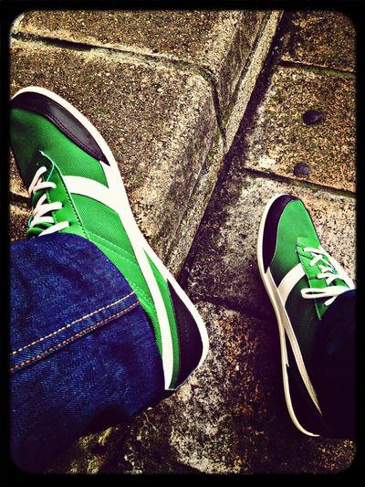 Pisa En Verde