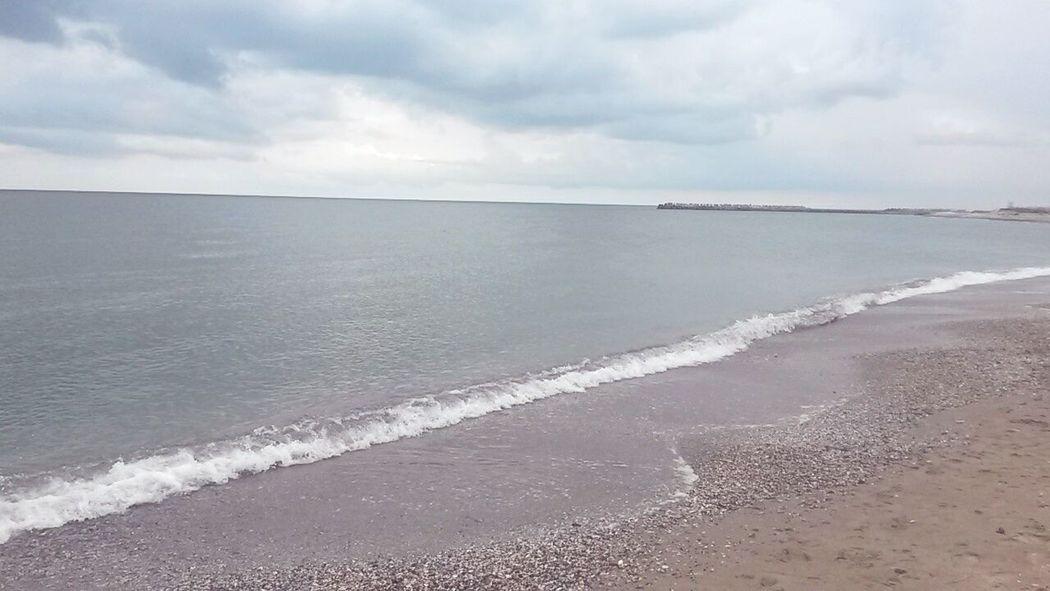 Seaside Miss Summer Views Hot Weather