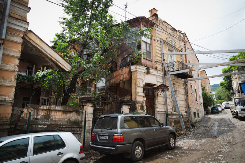 Tblisi Old Town