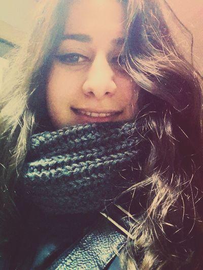 Kış bitmek bilmedi maşallah 👏👊 Winter Cold Scarf Eyeliner Longhairs i have a big nose, why god:(