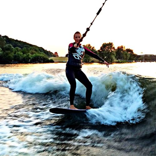 Wakesurfing @ LDB First Eyeem Photo
