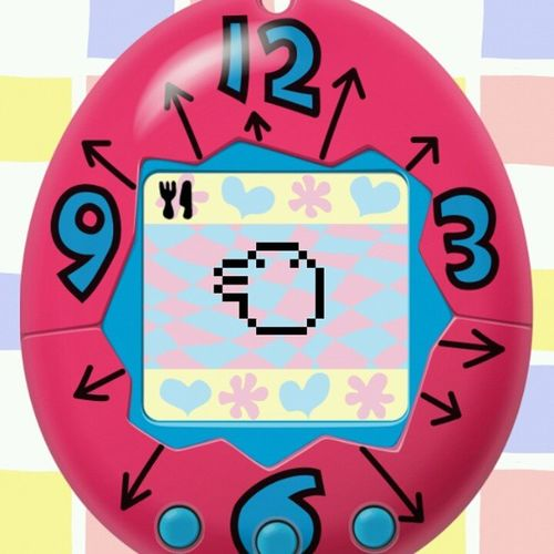 Lmao anyone remember Tamagotchi ? I seen an app for it on Samsunggalaxys3 so I downloaded it to see what its like lol its just like the real one Tamagotchi Childhoodmemories .