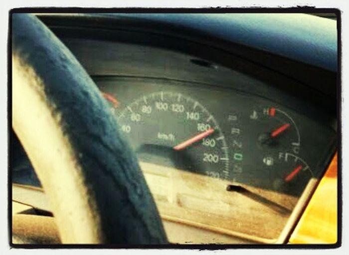 180km High Speed Driving Car
