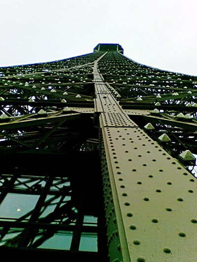 Holiday POV Different Angle Of The Eiffel Tower Taken A Few Years Ago
