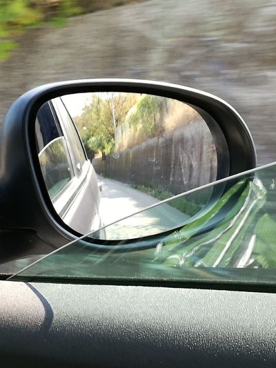 Driver's reflections collection Italy🇮🇹 Lillireality Driver's Reflections Collection Car Reflection Transportation Road Day No People Close-up Side-view Mirror Mirror Reflection Reflection Reflections Urbanphotography Huaweiphotography Daylight Photography Speedphotography Abstract No Edit No Filter Photography The Purist (no Edit, No Filter) From My Point Of View
