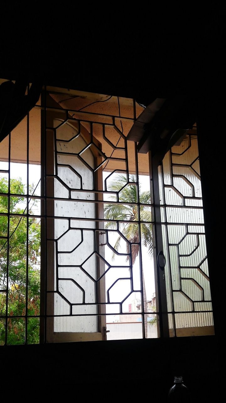 window, indoors, no people, home interior, day, architecture, built structure, nature, open door, close-up
