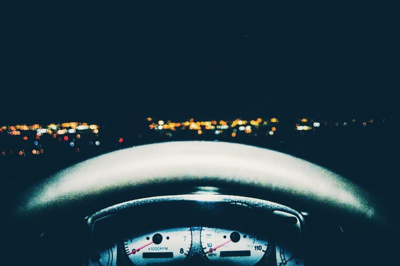 take the wheel Abstract Streetphotography Sky Vintage Lights Citylights Steering Wheel City View  Hiking View Speedometer Blue Car Adventure Adventures Showcase: January Colorful Moody Creativity Fresh Tones It's Cold Outside