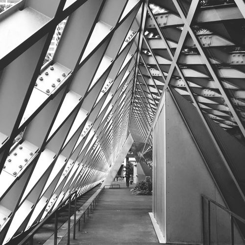 Architecture Building Public Library Seattle Glass And Steel Seattle Central Library Rem Koolhaas Amazing Architecture The Architect - 2016 EyeEm Awards EyeEm Gallery Blackandwhite The Graphic City