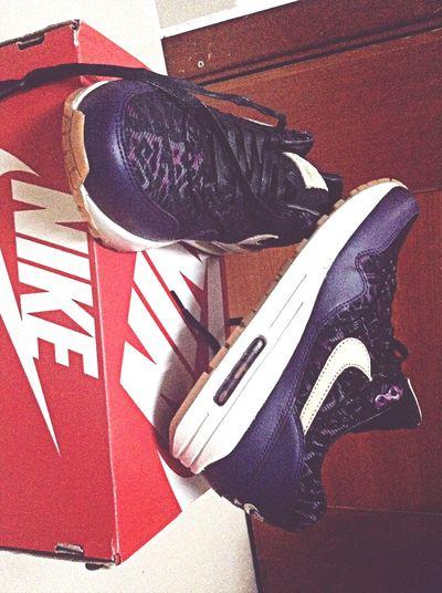 Airmax1 Purpledynasty Nike