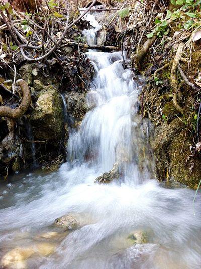 Like A  River Stream Mini Falls Ruscello  Cascate Waterfalls