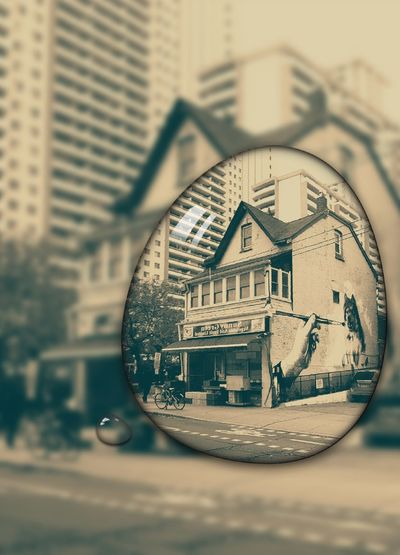 Architecture City Built Structure Outdoors Cityscape Black And White Photography City Streets  Selective Focus Vintage Photo Vintage Photography Vintage Filter Vintage House
