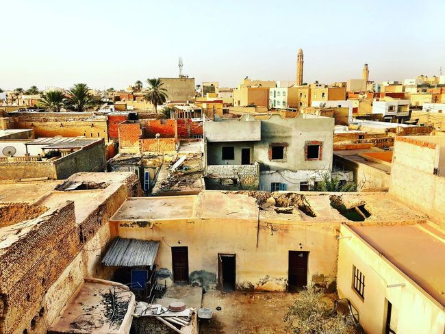 Arabian Skyline Ruins Architecture Old City Old City Building Old Buildings Mosque Architecture Built Structure Building Exterior House No People Day Residential Building Roof Cityscape City Outdoors