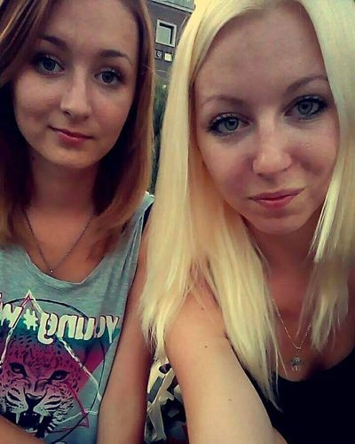 With My Sister  My Blondie Love Sisters Heilbronn Summer Ending