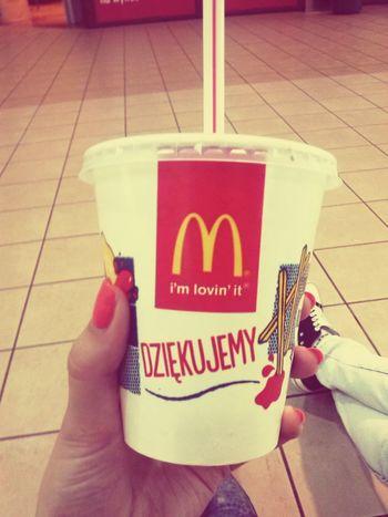 I <3 McDonald's .. Krakow/Poland. First Eyeem Photo