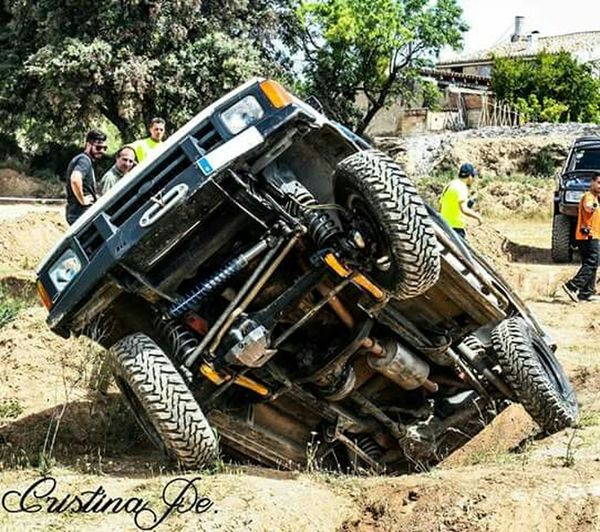 My lovely hobby :) My Hobby 4x4 Offroad Offroader Car Cuatro Por Cuatro SPAIN Catalonia Coches Gas