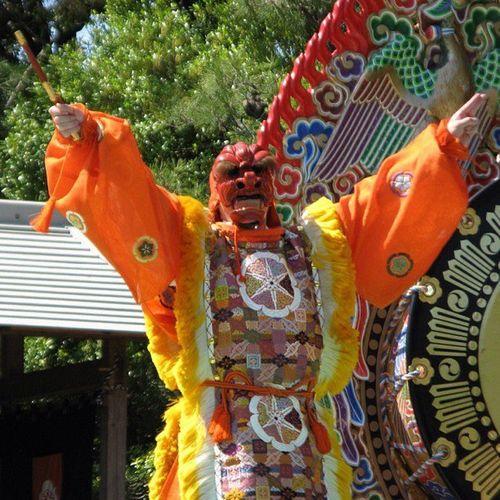 舞 神楽 伊勢神宮 Ise Iseshrine Shinto Shrine Mie,japan Kagura