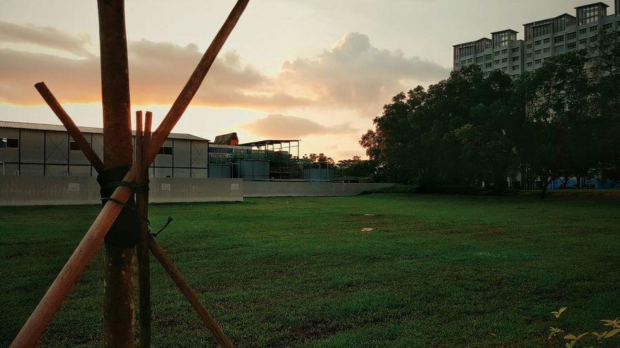 Sunrise Morning Singapore Cmmaung Cmmaung.me First Eyeem Photo