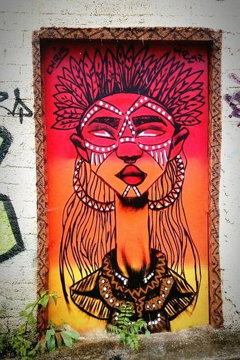 Street Art, Real Art® Streetart Streetphotography Streetphotography_bw Tribal Art Tribegram Paris Montreuil  Montreuil Aubervillier Pantin Romainville Running