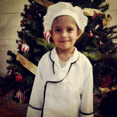Mi pequeña Chef KinderAmiguitos