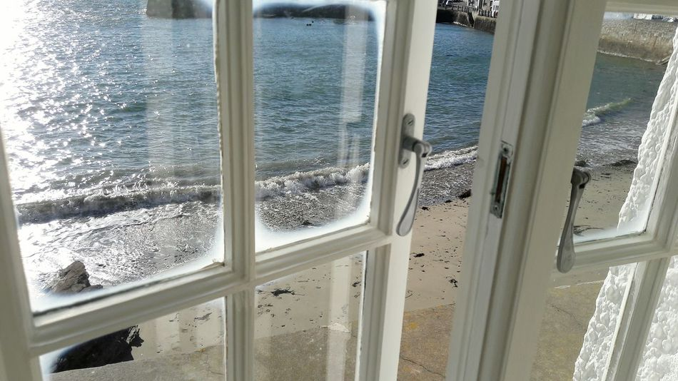 View England 🇬🇧 Sunny Day 🌞 Sea St Mawes Harbour