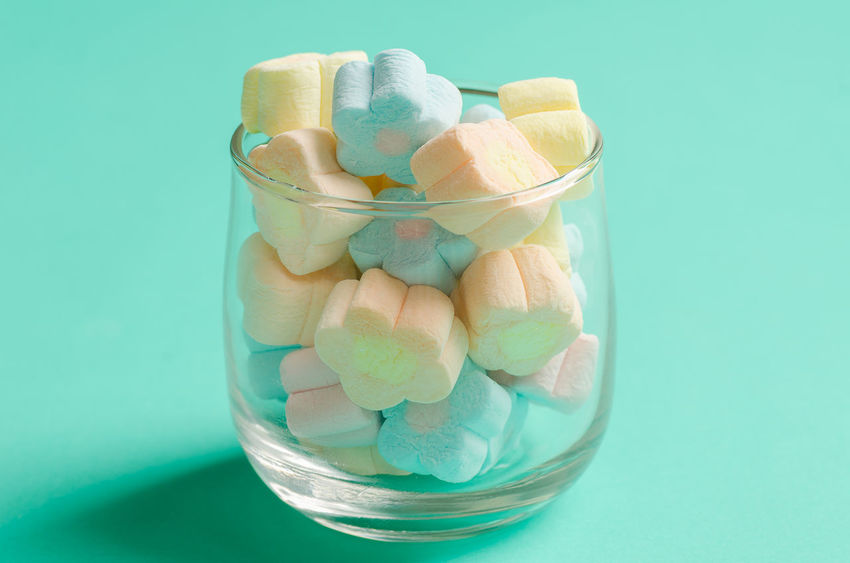 Mashmallows Candy Close-up Day Dessert Food Food And Drink Indoors  Large Group Of Objects Mashmallow No People Still Life Studio Shot Sweet Food Variation White Background