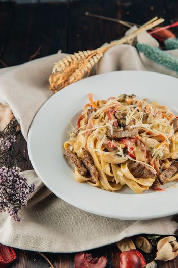 EyeEm Selects Food And Drink Food Ready-to-eat Plate Freshness Pasta