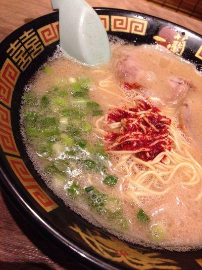 一蘭? Ramen Ramen Noodle Japanese Food Japan