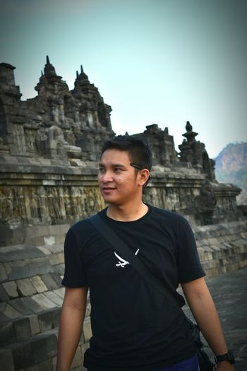 What I Value , Thats Me  , Beautiful Place Borobudur Temple , INDONESIA
