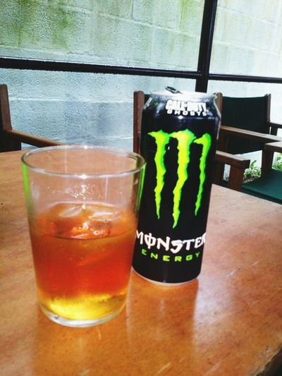 monster time relax Monster AlexG Drink Sunday