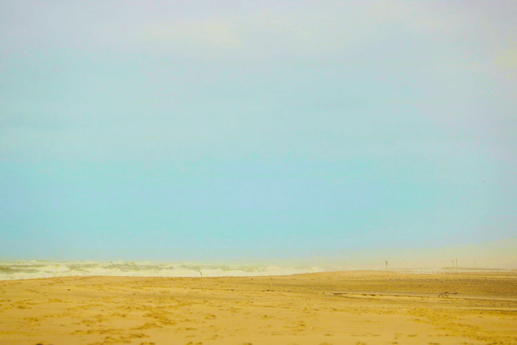 Clear Sky Sand