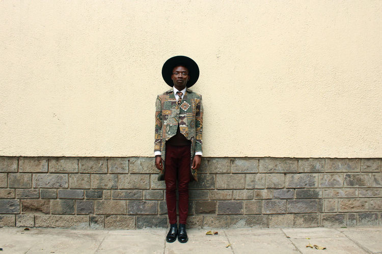 Standing Full Length One Person People Outdoors Representing Day Cultures Hat Fashion African EyeEm Gallery EyeEm Best Shots