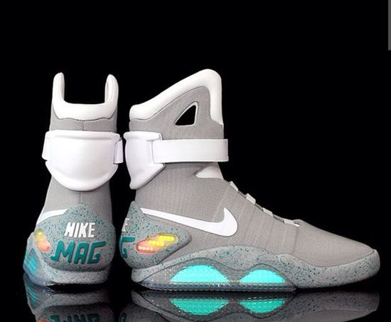 Shoes DOPE Nike Back 2 The Future