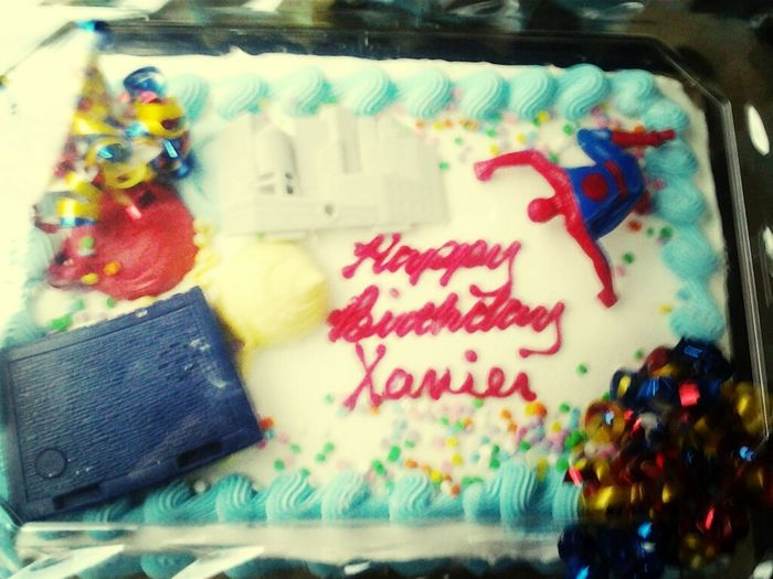 Birthday Cake 4 Brother