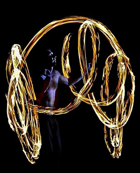 Photography In Motion EyeEm Dark Sky Poi FireDancers Firedance Poidancing Fire Dancer Darkness And Light EyeEmBestPics Light In The Darkness Lightpainting Light Painting Light Trails Popular Photos Lighttrails Light Streaks Light And Darkness  Light Show Lightshow EyeEm Best Shots 43 Golden Moments Light Painting Photography. Lightshows TakeoverContrast