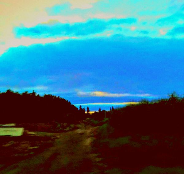 Countryside Dirt Road CountryLivinG Views & Insights & Overviews Color Palette Colour Of Life Whats On The Roll
